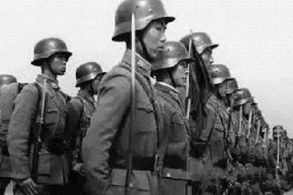 国军抗战中唯一的特种部队|六百人消灭两万日军!