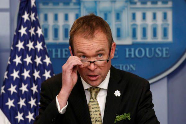 披露奥巴马的秘密法规 川普为华盛顿定新基调
