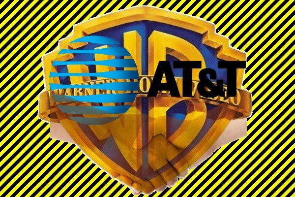 AT&T收购时代华纳(图片来源:网路)