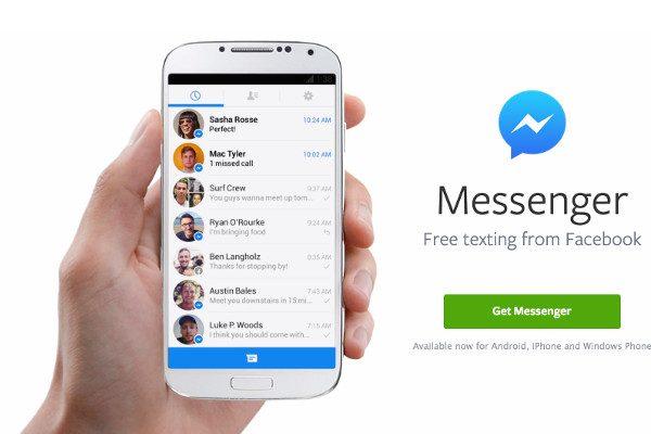 脸书Messenger 2.1 内嵌自然语义处理