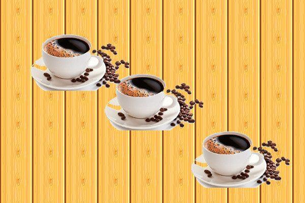 每天喝三杯咖啡(图片来源:网路)