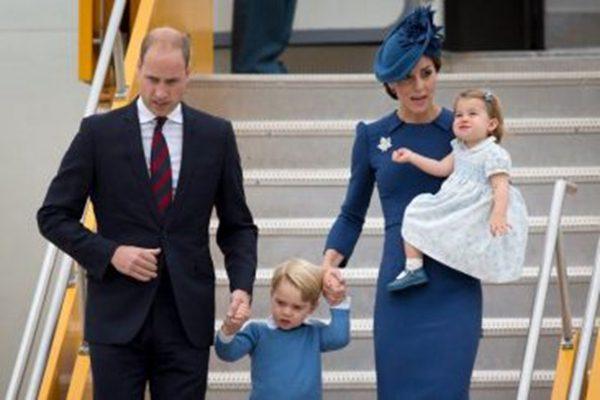英国王室访问欧洲 ——小王子、公主开启脱欧外交之旅