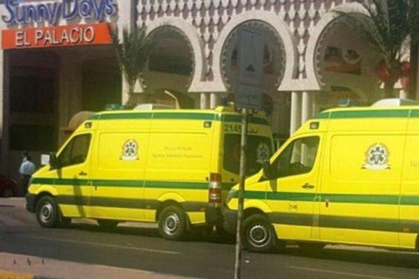 埃及红海度假胜地发生血案2死