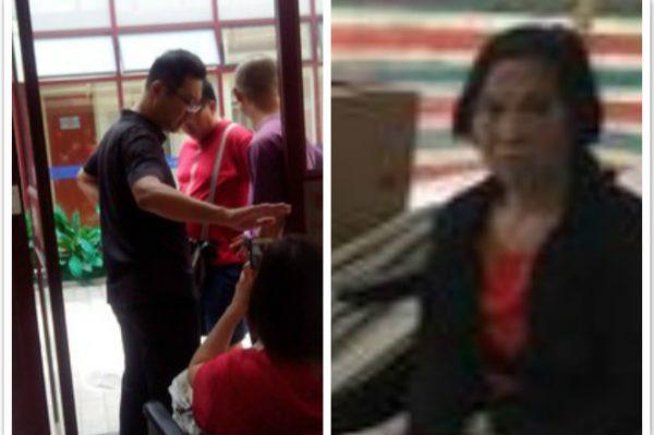 北京维权律师倪玉兰多次遭警方驱赶无家可归