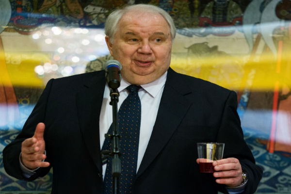 俄罗斯驻美大使斯基里亚克卸任返国