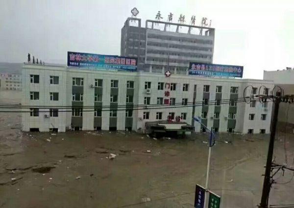 7月吉林洪灾未平地震又起 灾害频发(多图)
