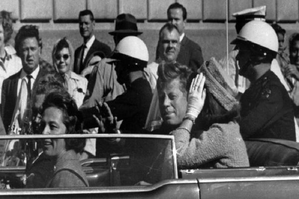 尘封50年 美公布肯尼迪总统遇刺案四百余份调查记录