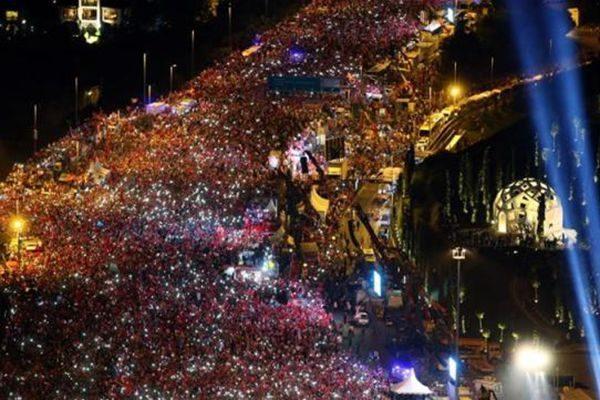 土耳其总统扬言恢复死刑 入欧难上加难