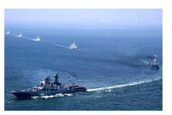 中共海军宣布黄海禁航 北戴河会议可能已召开