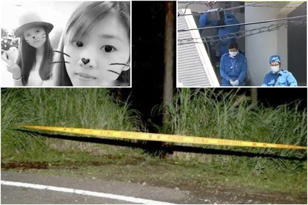 福建姐妹的遗体在神奈川县秦野市的山区被发现 网络图片
