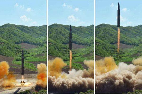 朝鲜明年或拥有洲际核导弹 国际制裁箭在弦上