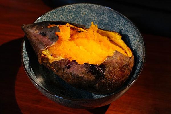 烤地瓜 china (資料圖片:pixabay)