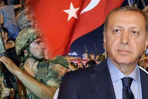 未遂政变周年前夕 土耳其再开除逾7千人