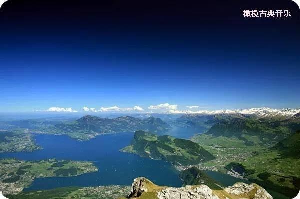 图为琉森湖