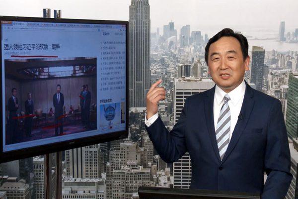 【今日点击】强人领袖习近平的软肋:朝鲜截图