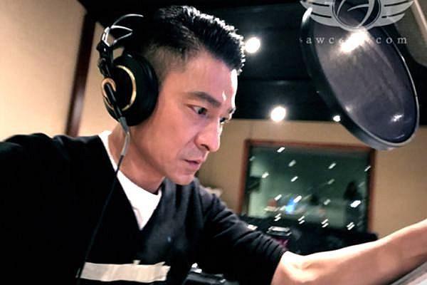 刘德华正式复工将前往台湾宣传《侠盗联盟》