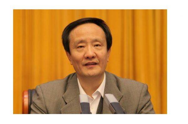 """前中共宁夏党委书记李建华在中共十九大前被""""下课"""""""