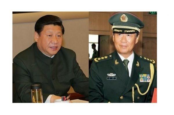 刘源曾助习近平军中反腐及军改