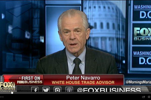 纳瓦罗:川普是近60年以来最重视国家安全的美国总统