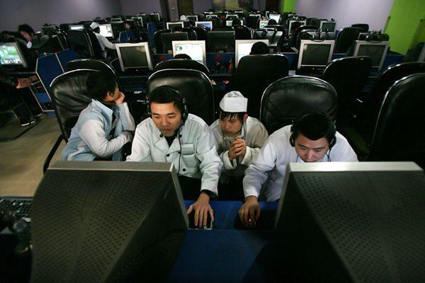中国工信部发布了有关VPN的新禁令。(网络图片)