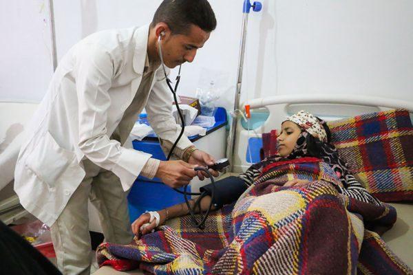 也门30万人感染霍乱 人道援助受阻 疫情疯狂蔓延