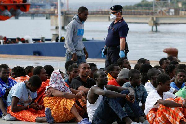 欧盟追加援助金 助意大利应对移民危机