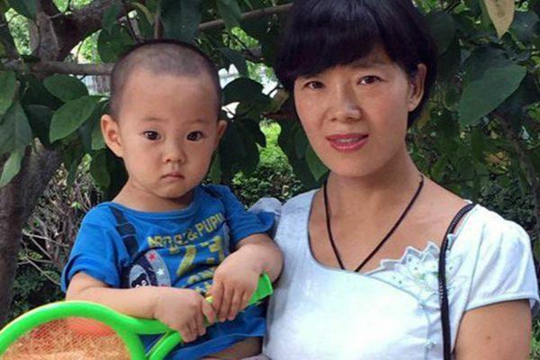 新疆异议人士张海涛的妻子探监难于上青天