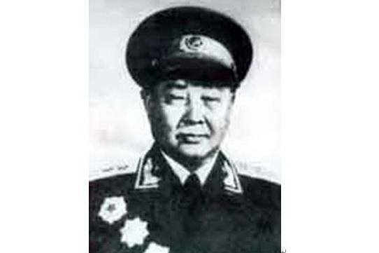 """中共上将赵尔陆文革中""""猝死""""在办公室"""