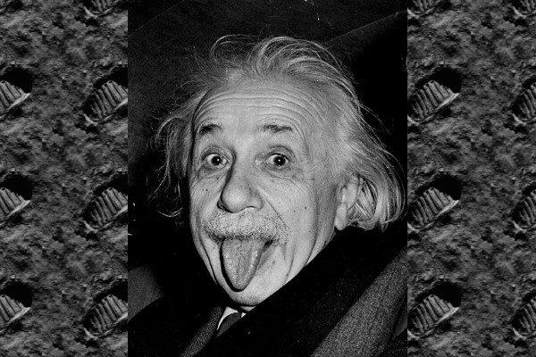 爱因斯坦(图片来源:网路)