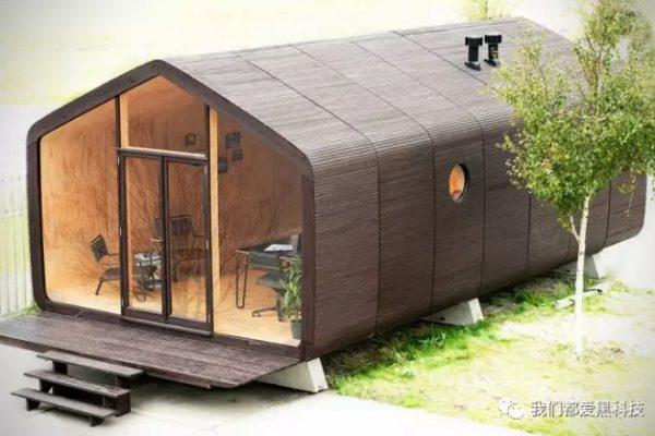 模型房屋 (图片来源:Wikkelhouse)