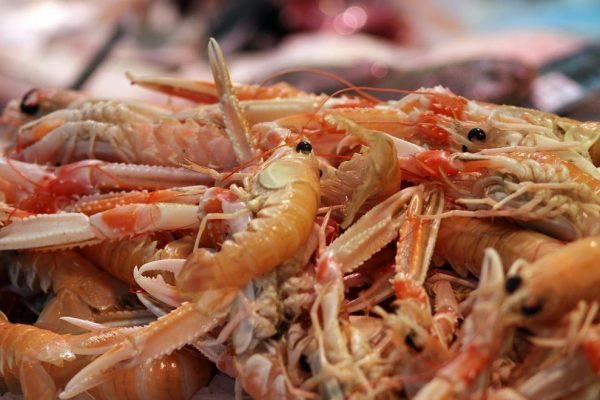 海鲜大餐(图片来源:PX。作者:Pratheesh 开放版权)