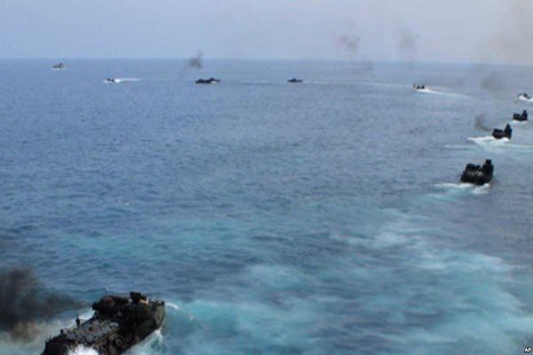 马来西亚、印尼、菲律宾三国将启动三边空中巡逻行动。(图片来源:AP)