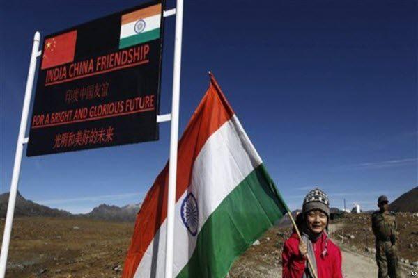 中印边界。(图片来源:AP)