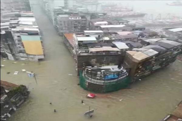 飓风酿十死 香港四记者采访澳门灾情被拒入境