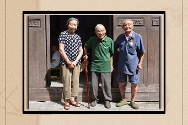 三个老军统留在世间的最后影像(摄影:方军)