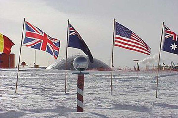 澳洲国防智库:中共在南极洲从事秘密军事活动