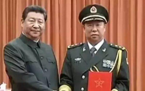 """传曾遭江泽民""""雪藏""""十年的李作成获习近平重用。(网络图片)"""
