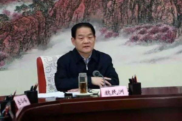"""习王加快打""""虎""""速度 2017年被""""秒杀""""最快部级官员遭逮捕"""