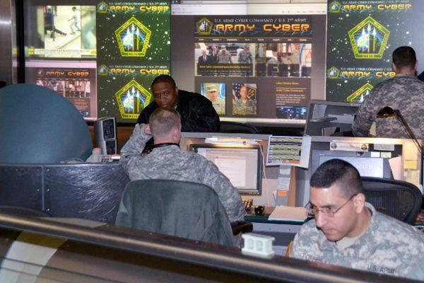 战略重点转向电子网络 美网络司令部独立成军