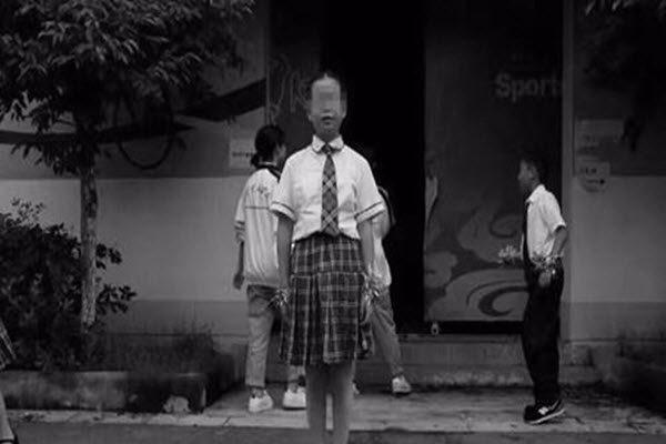 四川彭州市女生近日自杀遗书中控诉是班主任逼死了她 网络图片