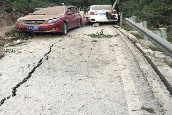 九寨沟7.0级地震发生后已经超过20人遇难。(网络图片)