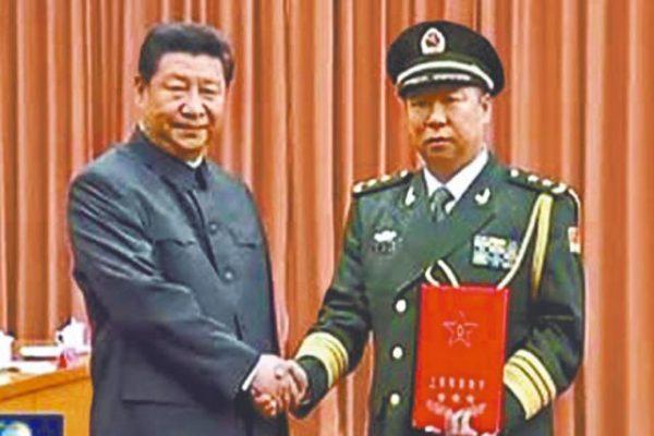 """传中共军委副主席这么变:陆军司令""""冷门""""成赢家"""