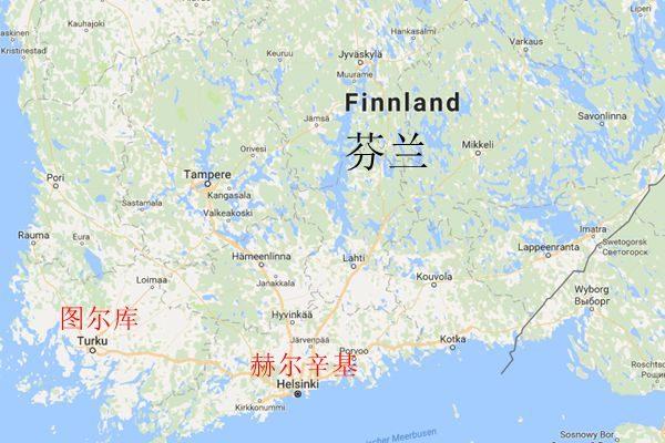 芬兰爆挥刀砍人事件2死6伤 警方疑还有嫌犯未落网