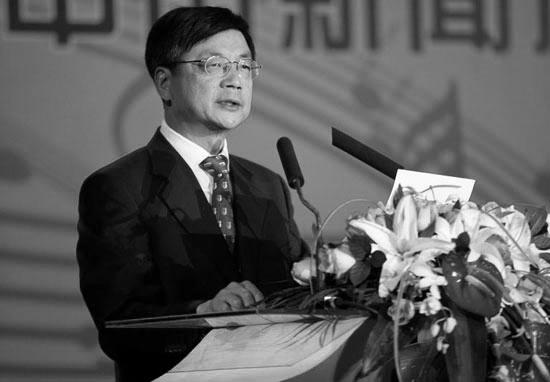 传为薄周政权新闻主管人选 中新社原社长落马