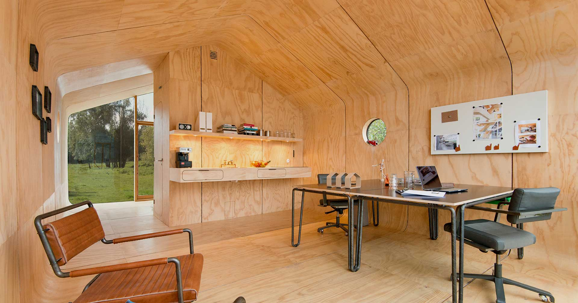 Wikkelhouse By Fiction Factory Picture & ? Yvonne Witte