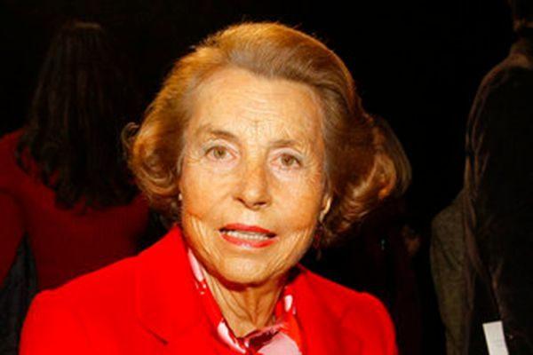 法国女首富 L'Oreal继承人贝当古夫人94岁辞世