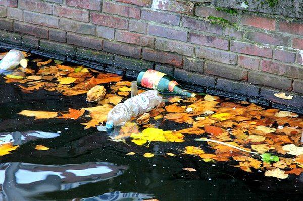 水污染(图片来源:Pixabay)