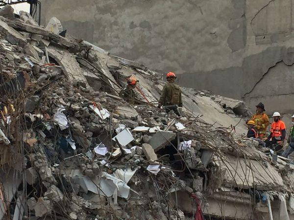 墨西哥南部再次发生6.1级地震