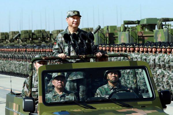 杀气腾腾防政变?中央军委出动四路巡视 直抵十九大开幕