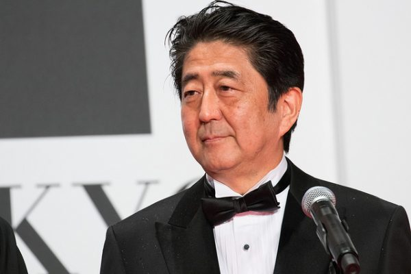 众院大选获胜 日首相安倍誓坚定对付朝鲜